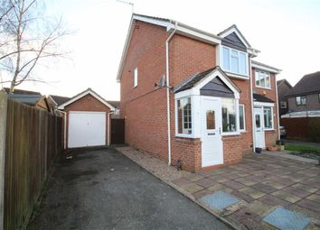 Thumbnail 2 bed semi-detached house for sale in Blisworth Close, Hayes, Middlesex