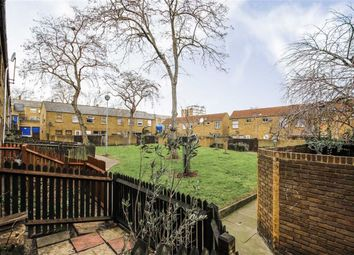 Thumbnail 3 bed terraced house for sale in Rochemont Walk, Pownall Road, London