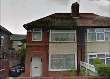Thumbnail 3 bedroom semi-detached house for sale in Farrant Road, Longsight, Manchester