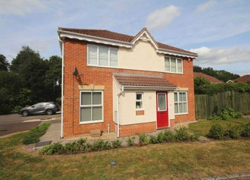 Thumbnail 3 bed detached house for sale in Neuman Crescent, Bracknell