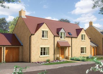 "Thumbnail 5 bed detached house for sale in ""The Siddington"" at Kemble, Gloucestershire, Kemble"