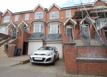 Thumbnail 4 bed town house to rent in Rose Road, Harborne, Birmingham