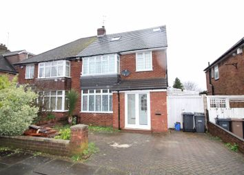 Thumbnail 5 bed semi-detached house for sale in Graham Gardens, Luton
