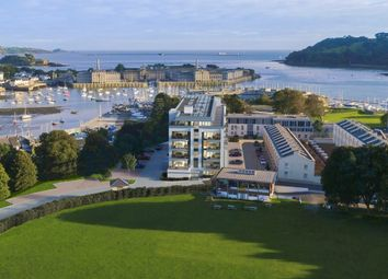 Thumbnail 3 bed flat for sale in Discovery Road, Plymouth