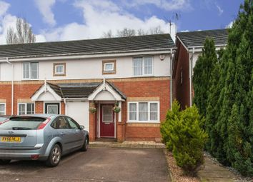 Thumbnail 2 bed semi-detached house for sale in Heckford Close, Watford