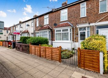 Thumbnail 2 bed terraced house for sale in Forton Road, Gosport