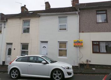 Thumbnail 2 bedroom terraced house for sale in Stanley Street, Swindon
