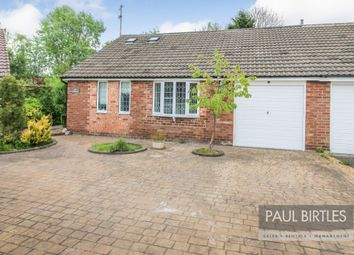 Thumbnail 2 bedroom bungalow for sale in Derwent Close, Partington