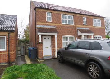 3 bed semi-detached house for sale in Tennyson Walk, Cherry Willingham, Lincoln LN3