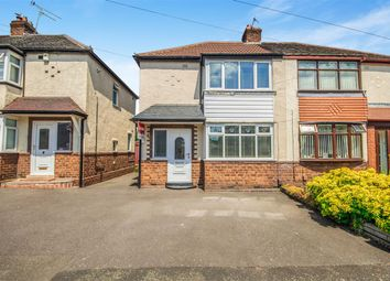 Thumbnail 2 bed semi-detached house for sale in Oaktree Road, Wednesbury