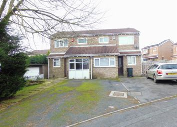 Thumbnail 2 bed semi-detached house to rent in Lochy Road, Bradford