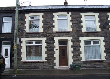 Thumbnail 1 bed terraced house to rent in Primrose Street, Tonypandy, Rhondda Cynon Taff.