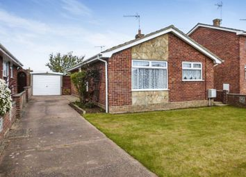 Thumbnail 3 bedroom detached bungalow for sale in Brendon Close, Oulton, Lowestoft