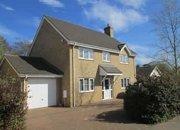 Thumbnail 4 bed detached house for sale in Myers Road, Potton