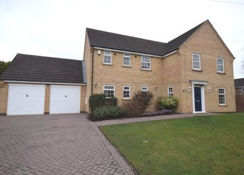 Thumbnail 5 bed detached house for sale in Larch Square, Auckley, Doncaster