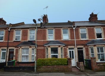 Thumbnail 2 bedroom terraced house for sale in Wellington Road, St. Thomas, Exeter