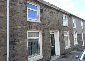 Thumbnail 3 bed terraced house to rent in Commercial Street, Nantymoel, Bridgend, Bridgend.