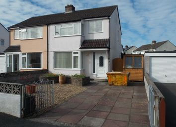 Thumbnail 3 bed semi-detached house to rent in St. Johns Road, Launceston