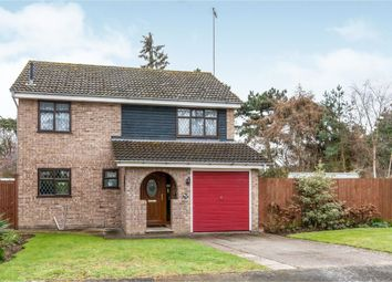 Thumbnail 4 bedroom detached house for sale in West View, Stowmarket