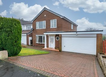 Thumbnail Detached house for sale in Kilworth Drive, Lostock, Bolton, Lancashire.