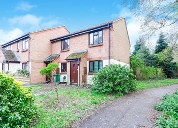 Thumbnail 2 bed end terrace house for sale in Durley Mead, Bracknell