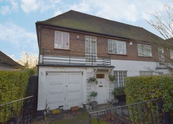 Thumbnail 4 bed property for sale in Holyoake Walk, Hampstead Garden Suburb
