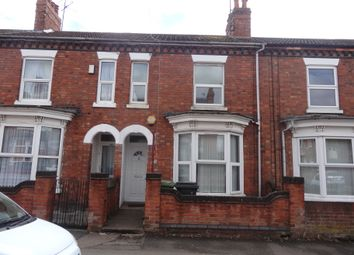 Thumbnail 3 bed terraced house to rent in Mill Road, Wellingborough