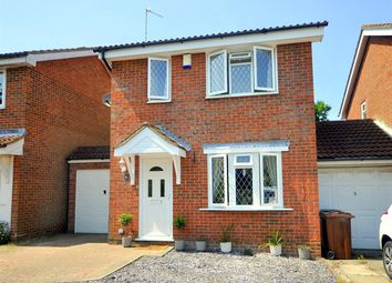 Thumbnail 3 bed detached house for sale in Windsor Close, Eastbourne