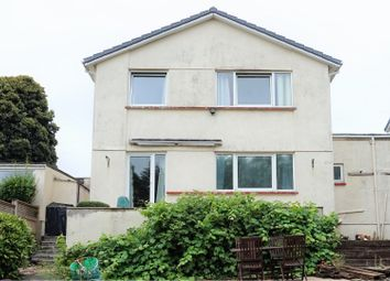 Thumbnail 4 bed detached house for sale in Looseleigh Lane, Plymouth