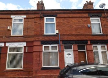 Thumbnail 2 bedroom terraced house for sale in Prestage Street, Longsight, Manchester, Greater Manchester