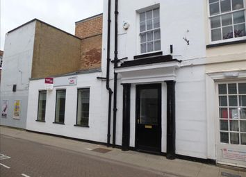 Thumbnail Commercial property for sale in Market Street, Wisbech