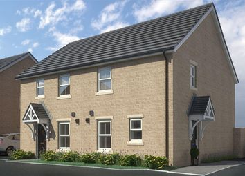 Thumbnail 3 bed town house for sale in The Beechcroft, South Lane, Elland
