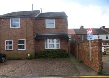 Thumbnail 2 bed semi-detached house for sale in Castle Street, Lincoln