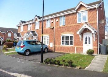 Thumbnail 3 bedroom end terrace house for sale in Roscoe Avenue, Thornton-Cleveleys