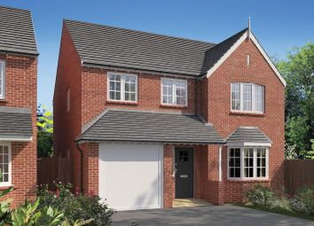 Thumbnail 4 bed detached house for sale in Royal Park, The Long Shoot, Nuneaton