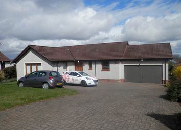 Thumbnail 4 bedroom bungalow to rent in West Mains Avenue, Perth