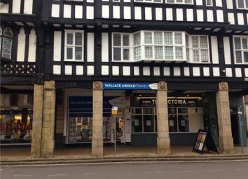 Thumbnail Retail premises for sale in 43 Knifesmithgate, Chesterfield, East Midlands