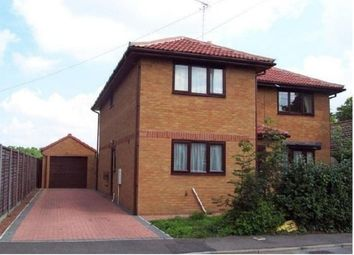 Thumbnail 4 bed detached house for sale in Wings Road, Lakenheath, Brandon