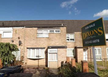 Thumbnail 3 bed terraced house for sale in Foredraft Close, Bartley Green, Birmingham, West Midlands