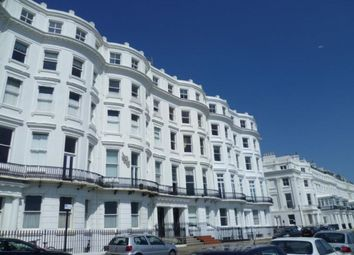 Thumbnail 3 bed flat to rent in Clarendon Terrace, Brighton