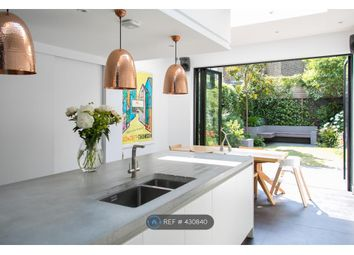 Thumbnail 4 bed terraced house to rent in Evering Road, London