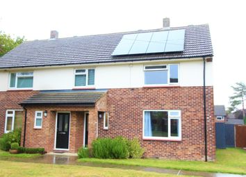 Thumbnail Semi-detached house for sale in Dowding Avenue, Waterbeach, Cambridge