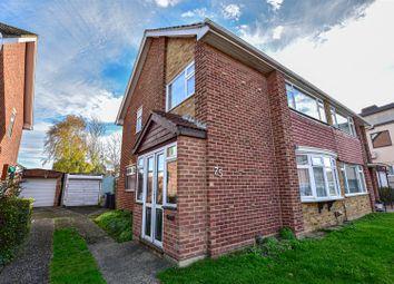 3 bed semi-detached house for sale in Leander Drive, Gravesend DA12