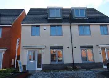 Thumbnail 3 bed semi-detached house for sale in Spindle Grove, Darlington