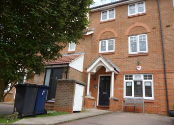 Thumbnail 4 bed town house for sale in Hibiscus Close, Edgware