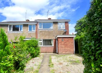 Thumbnail 3 bedroom end terrace house for sale in Elvin Road, Dereham