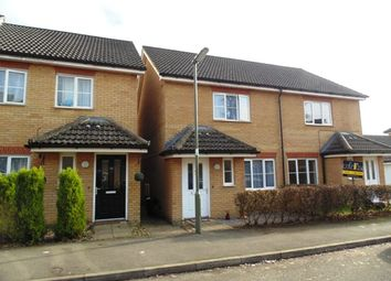 Thumbnail 2 bedroom semi-detached house for sale in The Hollies, Hurst Green, Oxted