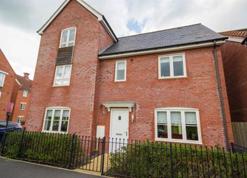 Thumbnail 4 bed detached house for sale in Lister Road, Dursley