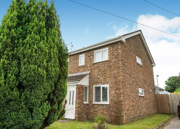 Thumbnail 2 bed semi-detached house for sale in Bryn Derwen, Radyr