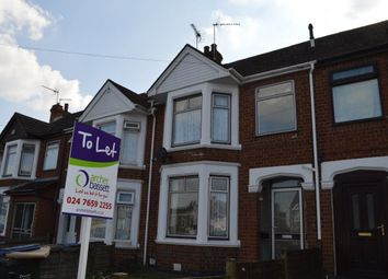 Thumbnail 3 bed terraced house to rent in Sewall Highway, Courthouse Green, Coventry